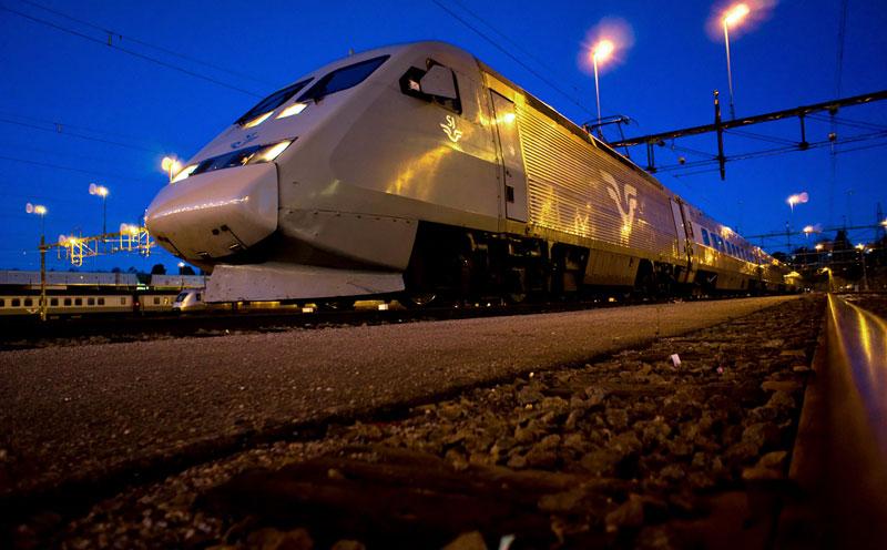 Железнодорожный маршрут Стокгольм–Копенгаген закрывают