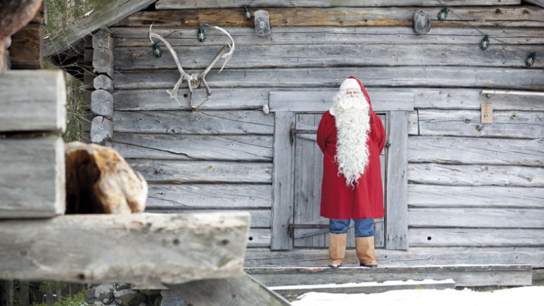 Санта Клаус по статье доходов