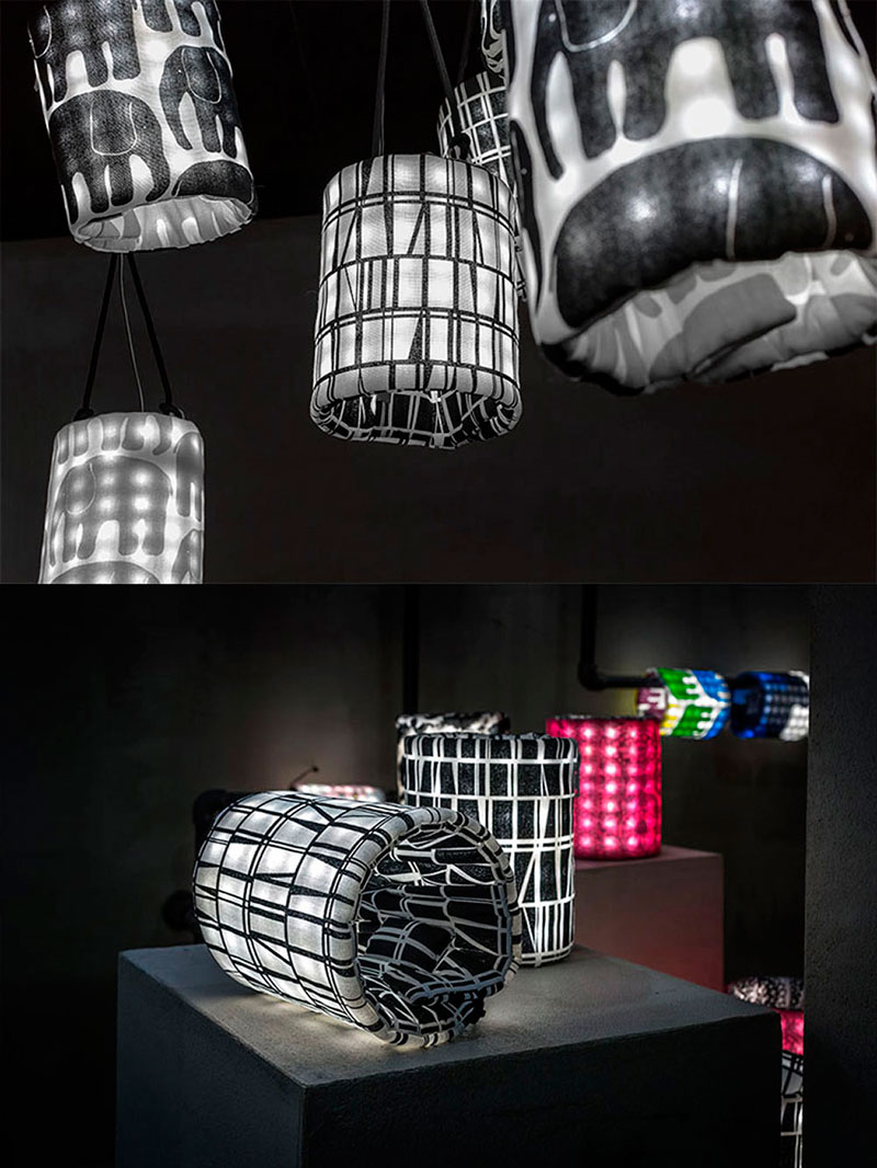 Лампа без лампочки