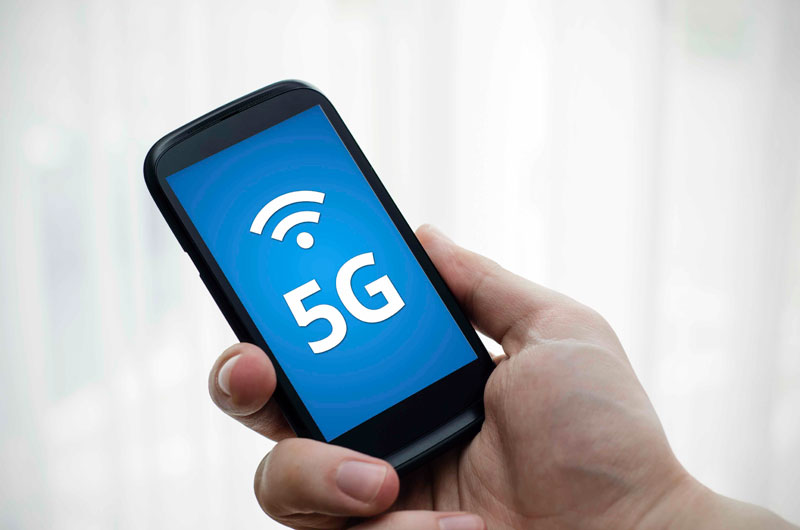 Стокгольм и Таллин переходят на связь 5G