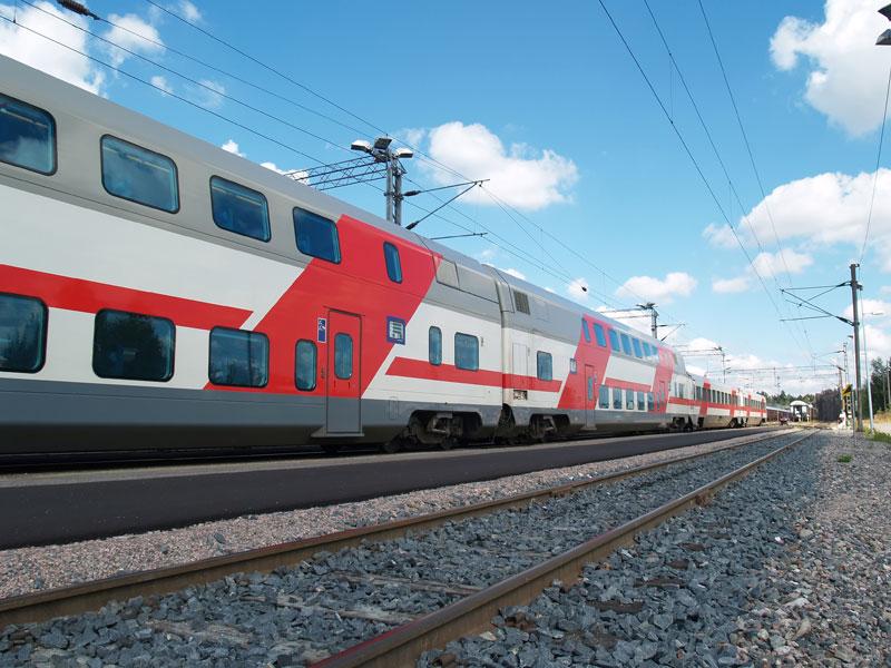 Железнодорожные билеты в Финляндии подешевели