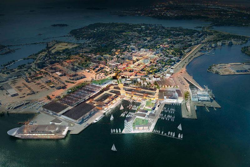 Россияне начинают реализацию проекта «Старый порт» в Котка