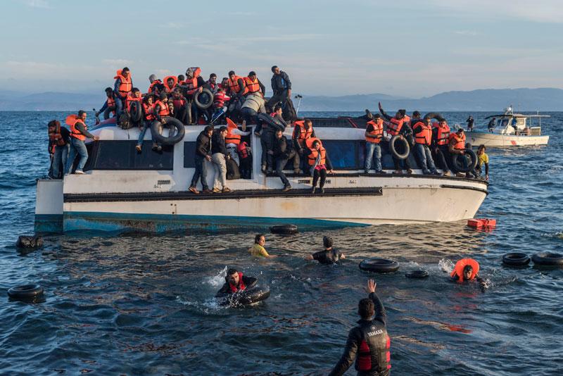 Бери беженца или откупайся