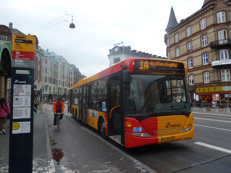 Дания: столица переходит на электроавтобусы