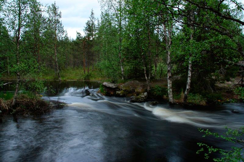 За чистым воздухом – в Финляндию или Исландию