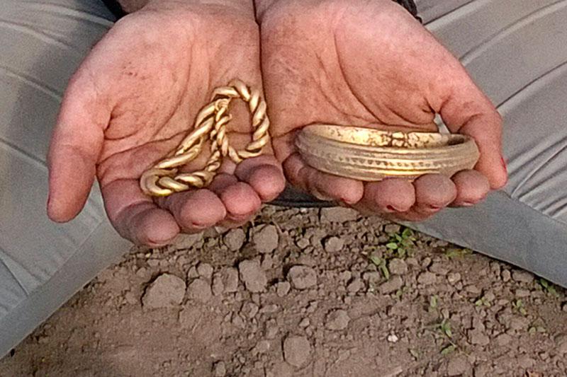 Дания: золото викингов – загадка Ютландии
