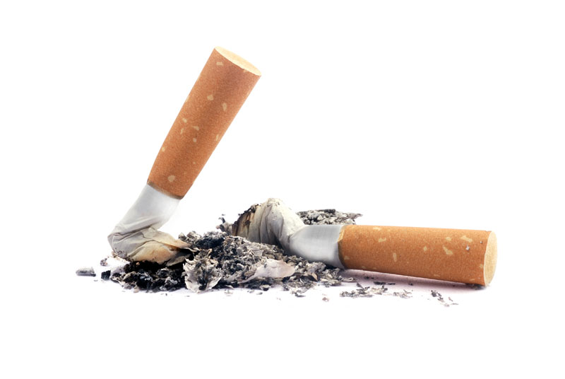 Дания: курению – бой!