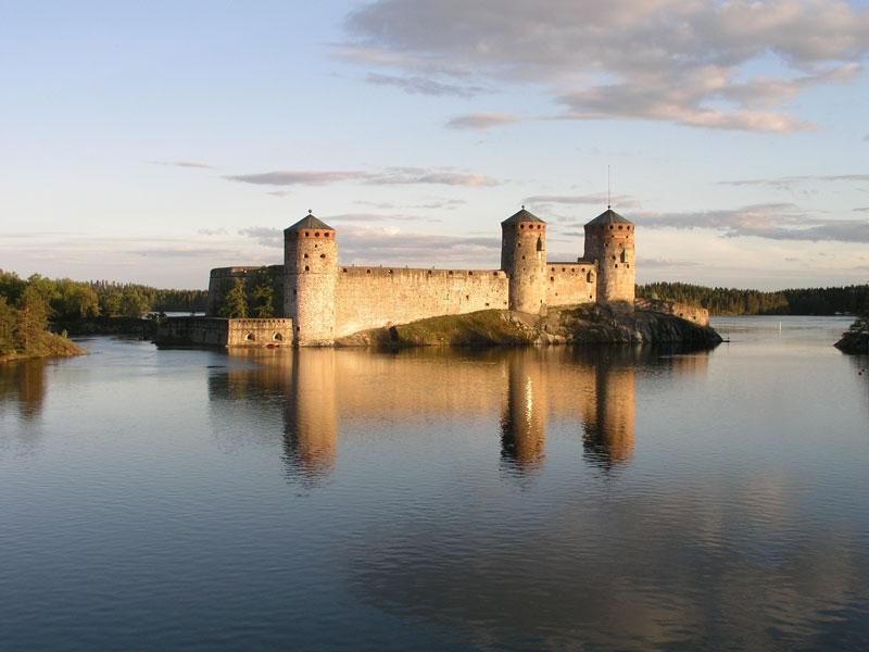 Финляндия: Китай спасет Савонлинна?