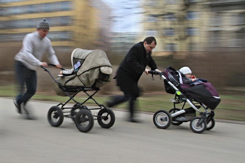 Дания: мужчины тоже хотят законный декретный отпуск