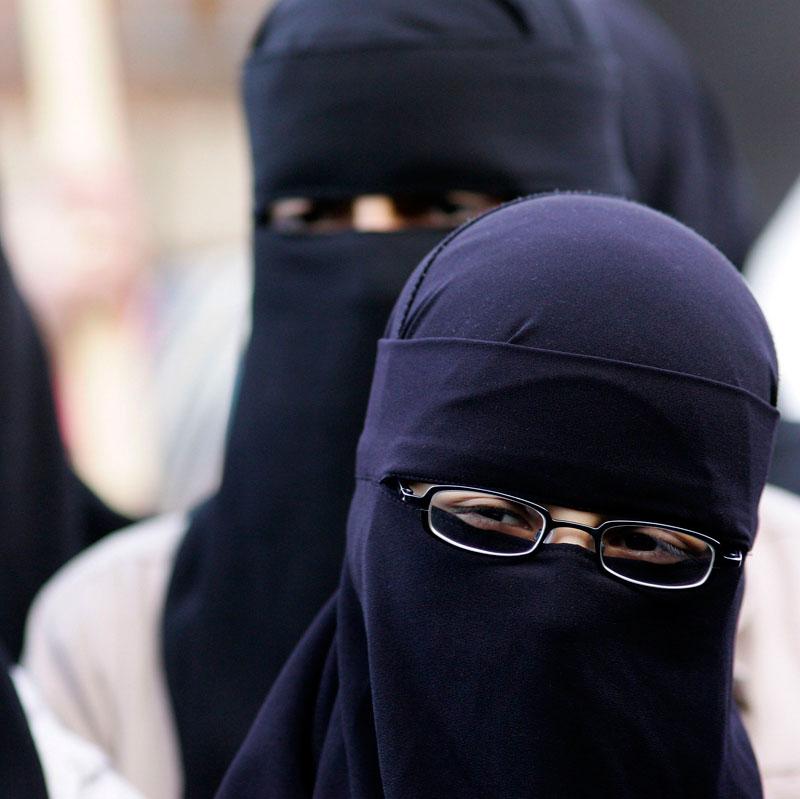 Дания: в общественных местах бурки под запрет