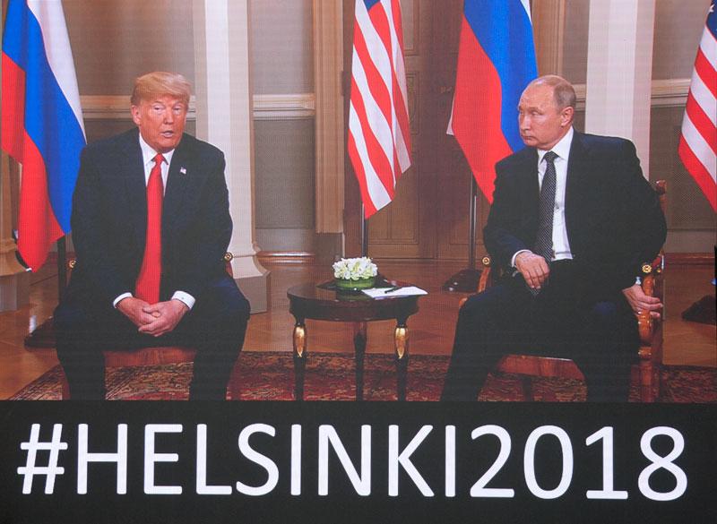 Финляндия: затраты на встречу президентов составили как минимум 4 млн евро