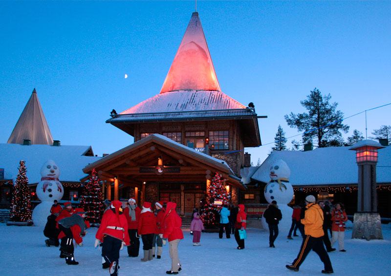 Финляндия: Муми-тролли «построят» в Лапландии снежную крепость