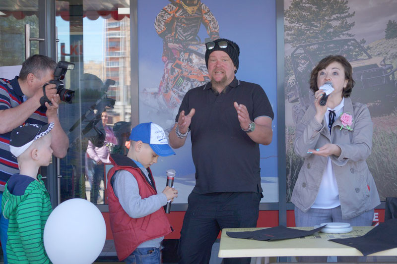 Финляндия: в России появится финский бренд еды «Вилле Хаапасало»
