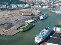 Совместный проект портов Таллинн и Хельсинки получил очередное финансирование