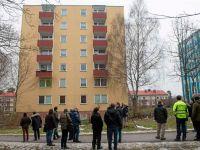 Шведский «русский» дом в осаде