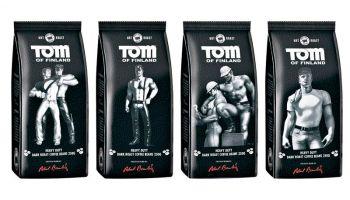 Kофе c Tom of Finland