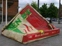 Сдал коробку от пиццы – получи деньги