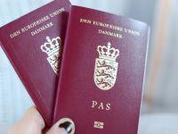 Дания: паспорт через автомат