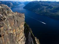 Норвегия: в продаже воздух из окрестностей национальной достопримечательности