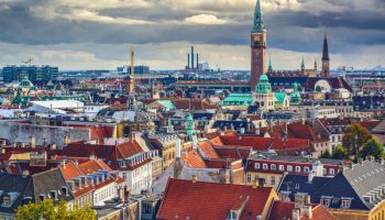 Дания: Заграницу на метро