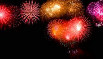 Швеция: последний Новый год с фейерверками