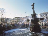 Финляндия: скульптуру Хавис Аманда предлагают перенести