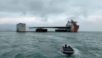 Швеция: Новый стокгольмский мост начал путешествие из Китая в Швецию