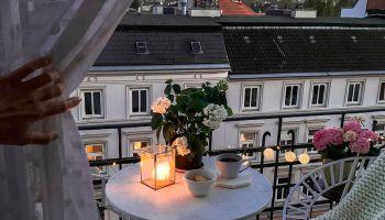 Дания: мэрия Копенгагена объявила «войну» балконам с видом на улицу