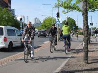 Финляндия: новые преимущества для велосипедистов