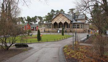 Зоопарк как архитектурный заповедник