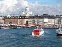 Финская столица готовится к приему круизников