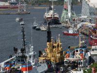 Участниками «Морских дней» в Котка станут пароходы