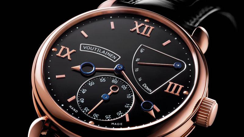 Самые престижные часы в мире – работа финского мастера