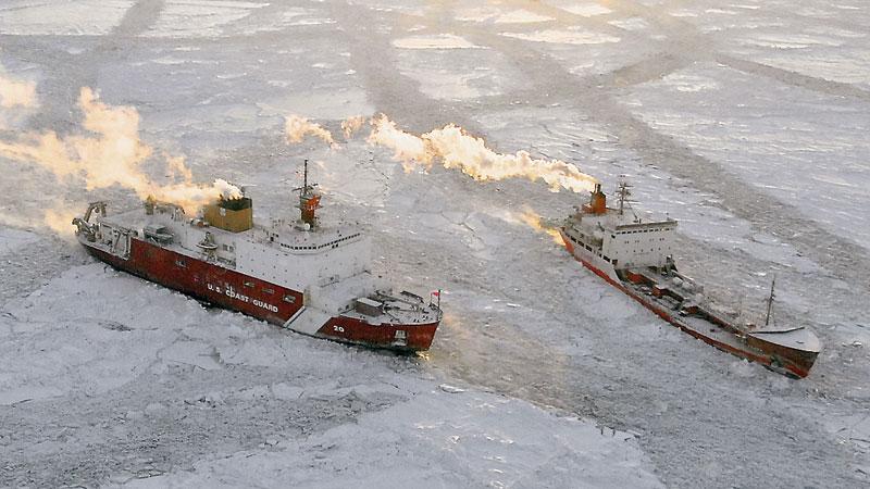Полярный кодекс для Арктики
