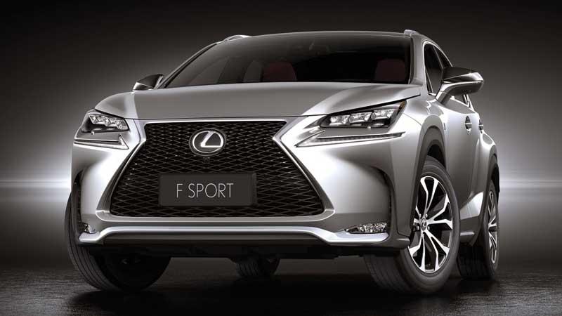 Lexus выходит в новый сегмент