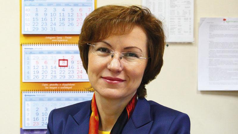 Елена Смолкина: «Мы печем успех»