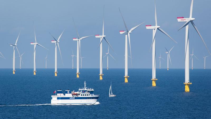 Дания – курс по ветру
