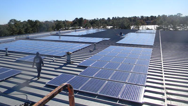 Солнечной электроэнергии в Хельсинки становится больше