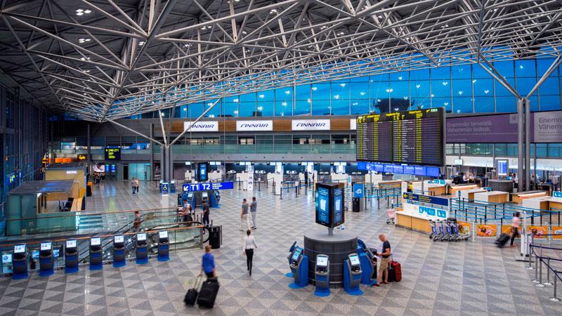 Хельсинкский аэропорт готовится к гигантской стройке