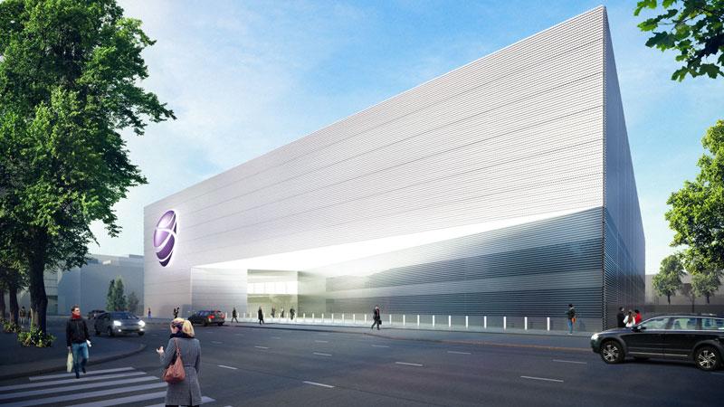 Sonera построит дата-центр в Хельсинки