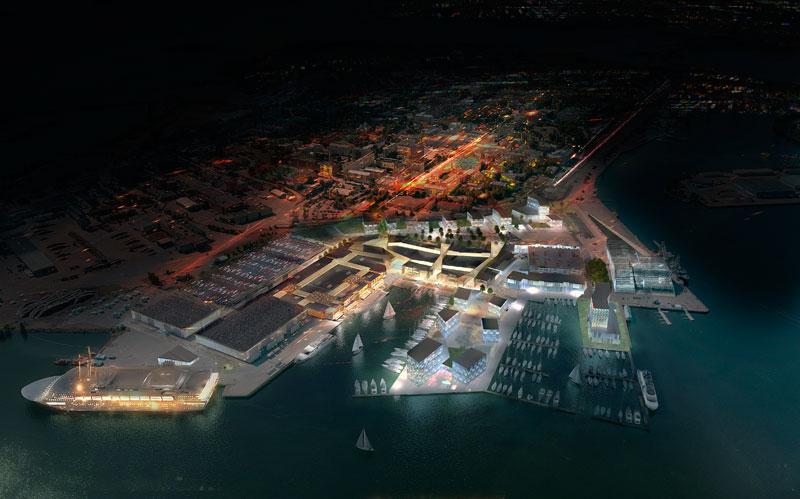 Проект «Старый порт» в г. Котка продвинулся еще на один шаг