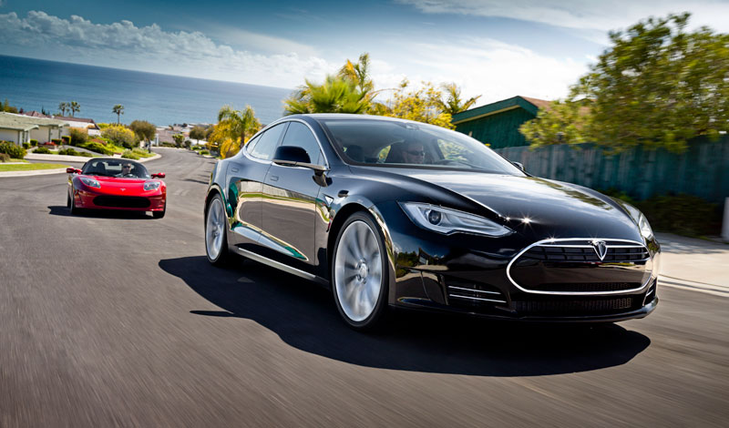Tesla открыла в Финляндии собственный автосалон