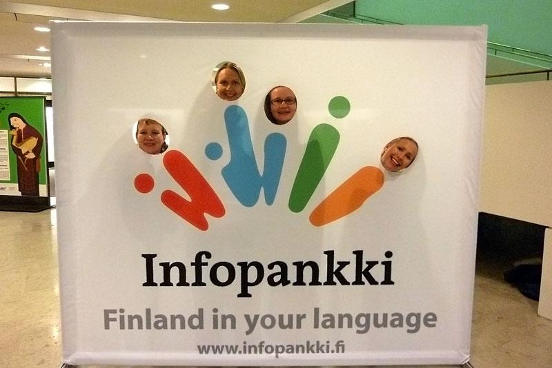 Infopankki.fi – все важное о Финляндии на русском языке и из первых рук (VIDEO)