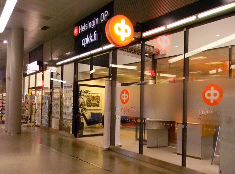 Финский банк OP попал в десятку самых стабильных банков мира