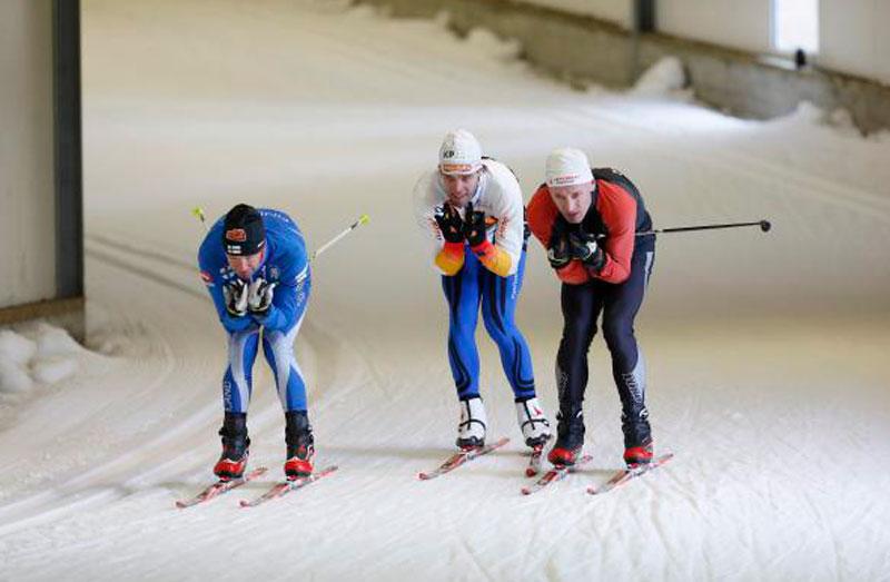 Южная Финляндия открыла лыжный сезон