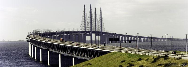 Эресуннский мост на ключ ?