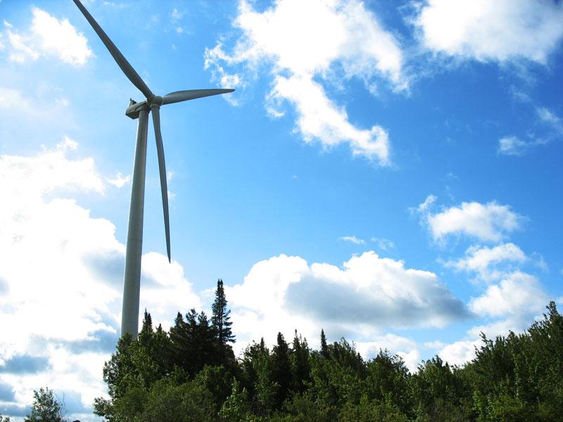 Fortum построит ветропарк в России