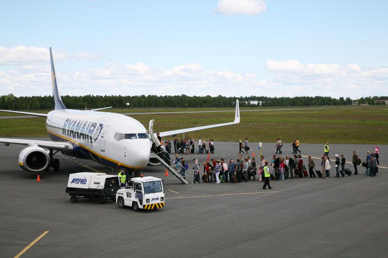 У аэропорта города Лаппеенранта новый владелец