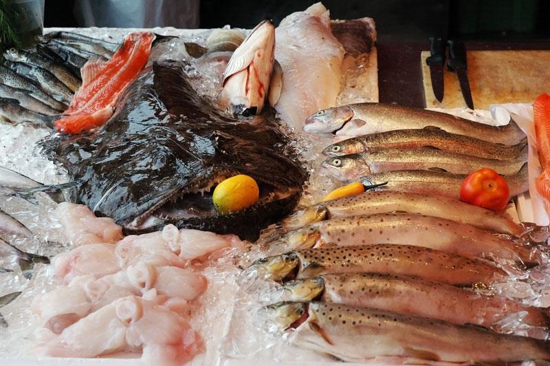 Экспорт норвежской рыбы растет