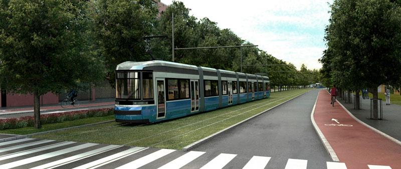 Трамвай – транспорт будущего финской столицы